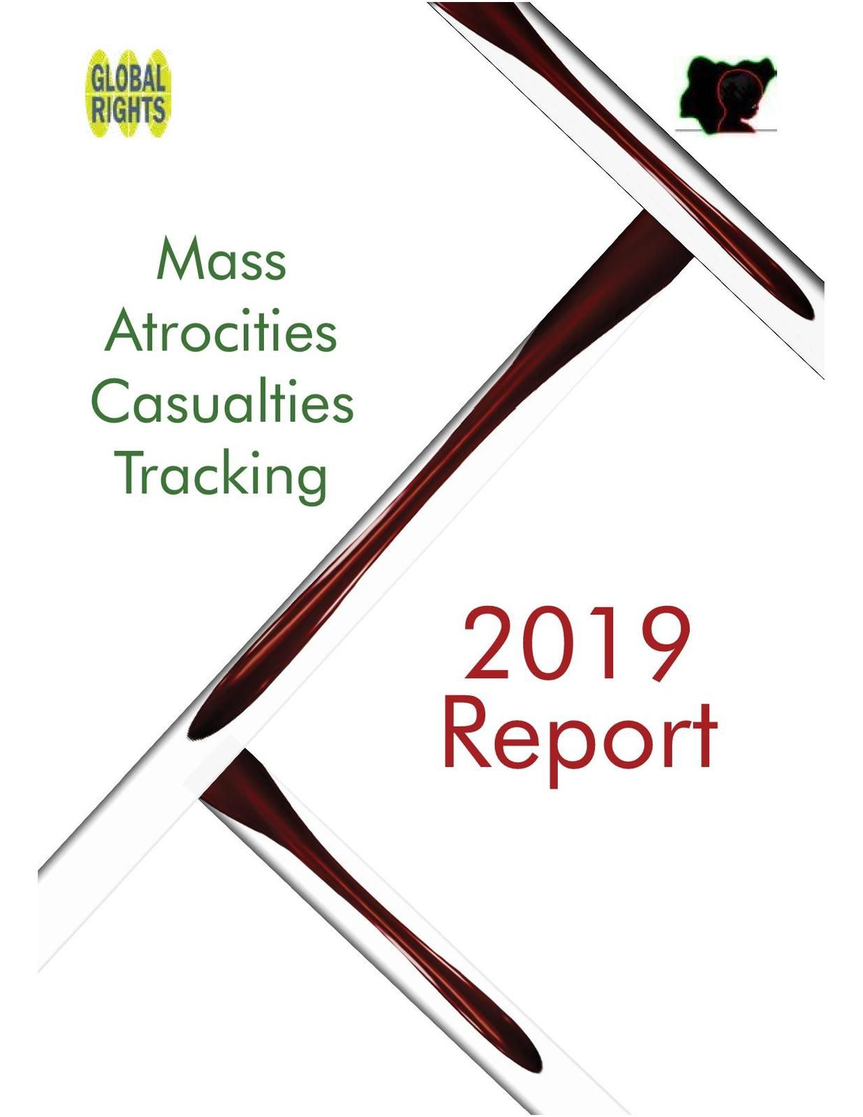 Mass Atrocities Casualties Tracking Report 2019